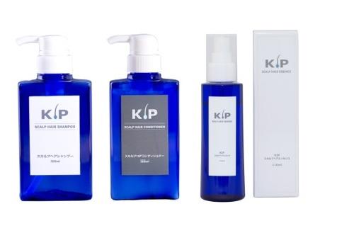 KIP スカルプヘア スターターセット