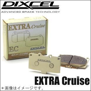 DIXCEL(ディクセル)【タンドラ 型式:- 年式:07/1~】ブレーキパッドEC(エクストラクルーズタイプ/フロント用)