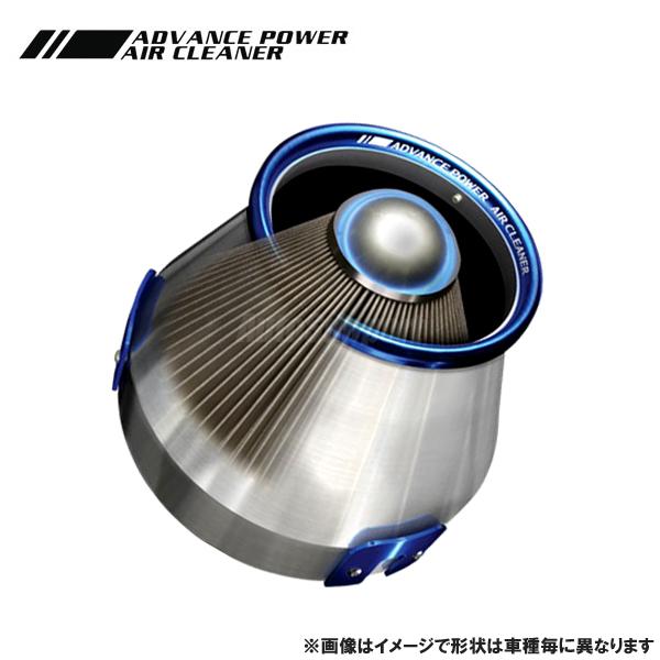 ステンレスメッシュフィルターとアルミクーリングシールドを融合 BLITZ アドバンスパワーエアクリーナー シルビア【型式:S14 年式:93/10~99/1 エンジン:SR20DET】