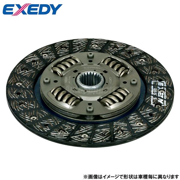 EXEDY クラッチディスク ブルーリボン【型式:HU2M 年式:1992年5月~ エンジン:M10U】:Auto support Group