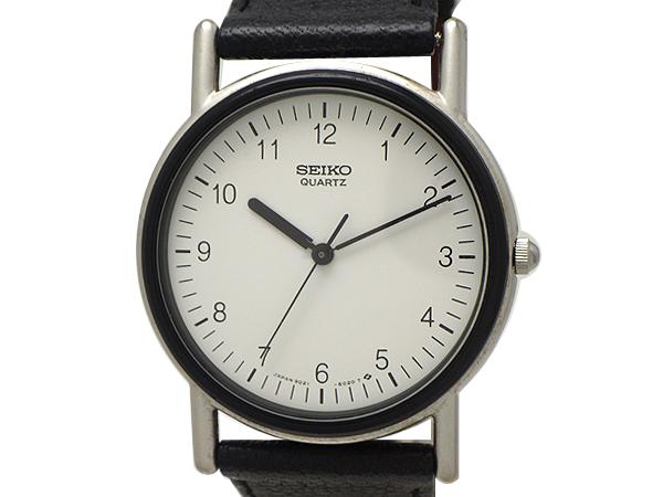 SEIKO セイコー腕時計 9021-6010PDP(パラジウムメッキ)・BCRP(クロムメッキ)【中古】【質屋出品】