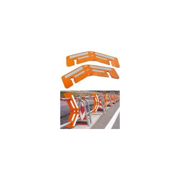 アラオ:方向指示板 物品 DIY 送料無料 視線ガイドパネル 830×385×2t AR-1395 製 毎日がバーゲンセール アラオ 10枚
