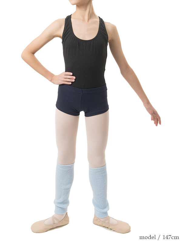 One minute-length pants ♪ Ballet leotards on mandatory junior ^ ^ shipping also to deals, write a review! Ballet equipment (dance): pants 09]