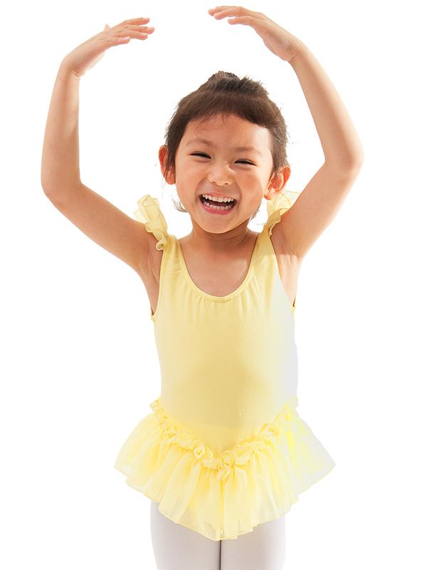 Ballet training Leotard kids for the kids! サヤップ: rsk 08: most popular!