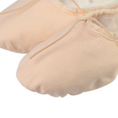 サンシャキャンバス ballet shoes split sole dance, slippers and electone too! [Shose 02]