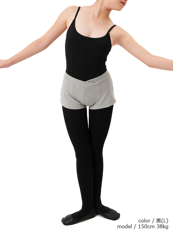 Multiple discounts at 5 foot 4350 Yen! Dance Ballet accessories tights kids fit tights type hole perforated motion-adult 3 sizes [taitu-03]