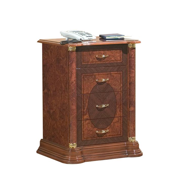 Saltarelli サルタレッリ Florence フローレンス Stereo cabinet Drawers(Walnut)