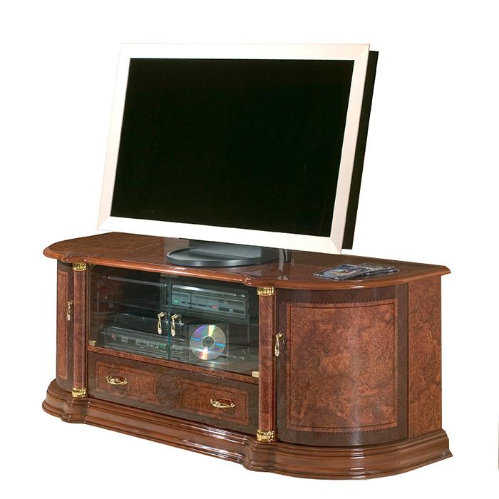 Saltarelli サルタレッリ Florence フローレンス Plasma TV Cabinet(Walnut)