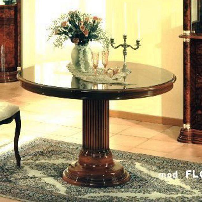 Saltarelli サルタレッリ Florence フローレンス Lamp Table(Walnut)