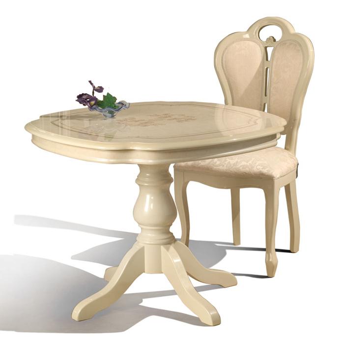 Saltarelli サルタレッリ Florence フローレンス Tea Table(Ivory)