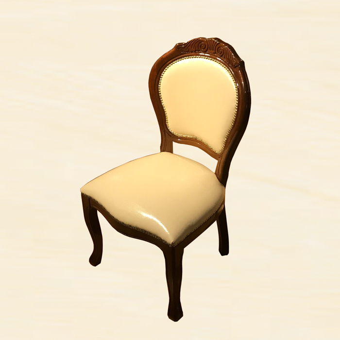 Saltarelli サルタレッリ Amalfi アマルフィ Chair(Walnut/Bycast)