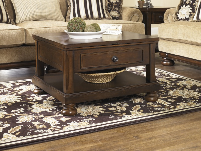 View A Table Coffee Tail Ashley Usa Furniture An Is The Sole Authorized Distributor Official Wooden Lift T697 0