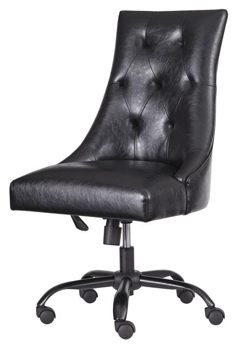 輸入家具 アメリカ 【アシュレイ家具】ASHLEY◆オフィシャルショップデスクチェアデスクH200-03 Office Chair Program