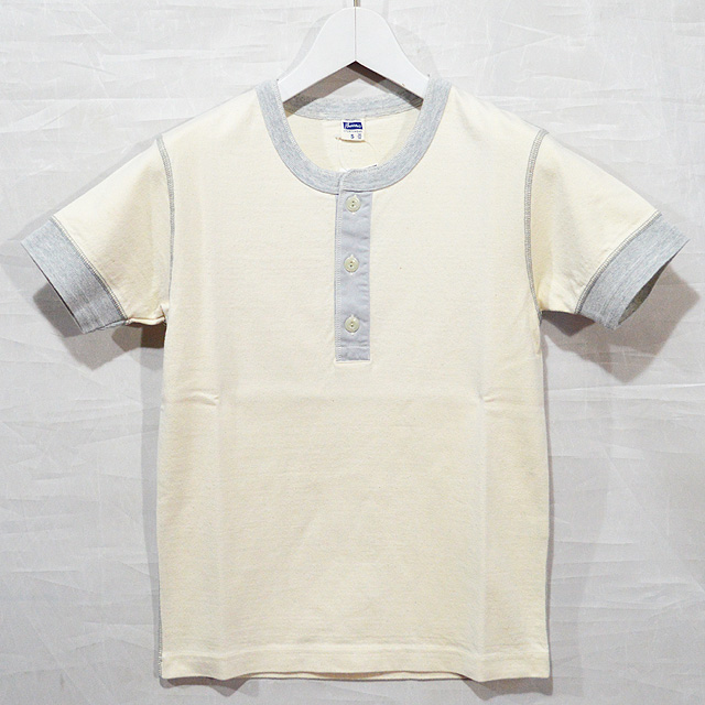 ヘンリーネック Pherrow's フェローズ 国内在庫 ヘンリーネックTシャツ PHT 夏用 レディース カジュアル 別倉庫からの配送 メンズ