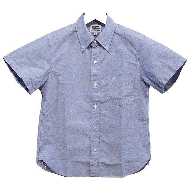 ボタンダウンオクスフォードシャツ 送料無料カード決済可能 Pherrow's フェローズ 1着でも送料無料 PBDS1 ボタンダウンオックスフォードS Sシャツ