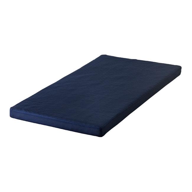 マットレス シングル ウレタンフォーム 厚さ8cm 幅211.5cm [91298]【 ベッドマットレス 圧縮 ロール梱包 シングルベッドサイズ 一人暮らし 薄型 布団 】