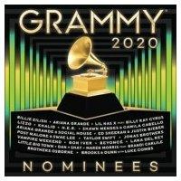 グラミーのノミネート作品を集めた人気コンピ シリーズの2020年篇 V.A. 2020 GRAMMY R !超美品再入荷品質至上! 販売実績No.1 CD NOMINEES ノミニーズ 日本盤 グラミー賞ノミネーツ