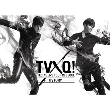 東方神起/ TVXQ! SPECIAL LIVE TOUR [T1ST0RY] IN SEOUL (2DVD) 台湾盤