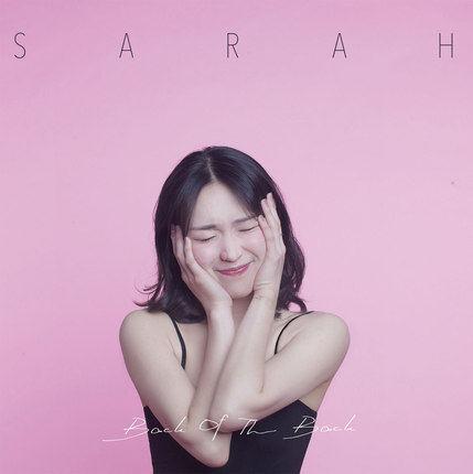 梁馨予/ 背面的背面(CD) 中国盤 Back of the Back Sarah サラ Liang Xingyu