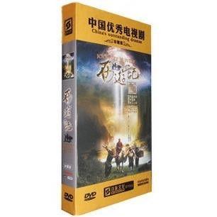 中国ドラマ/ 新西遊記[2011年版・呉樾主演] -全66話- (DVD-BOX) 中国盤 Journey to the West 西遊記