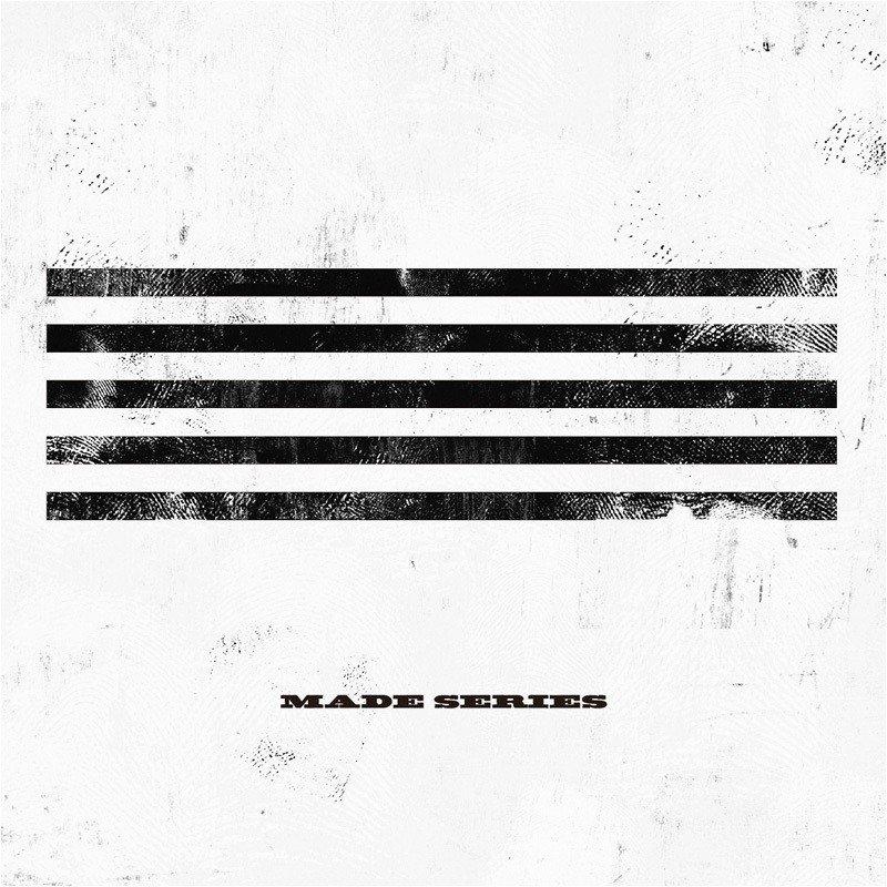 BIGBANG/ MADE SERIES (CD+Blu-ray+スマプラ・ミュージック&ムービー) 日本盤 ビッグ・バン