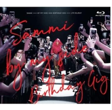 鄭秀文/ Sammi By My Side Birthday Gig Live (Blu-ray) 香港盤 サミー・チェン Sammi Cheng
