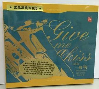 【メール便送料無料】Josh Nelson/ GIVE ME A KISS (CD) GE盤 ジョシュ・ネルソン 給我一個吻