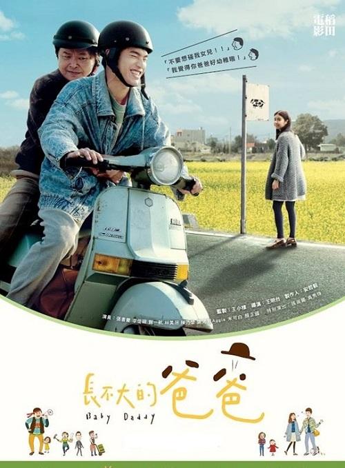 台湾ドラマ/長不大的爸爸 -全20話- (DVD-BOX) 台湾盤 Baby Daddy