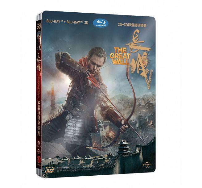 映画/ グレートウォール <2D+3D/スチールケース仕様>(2Blu-ray) 台湾盤 ブルーレイ THE GREAT THE WALL 映画/ 万里の長城 ブルーレイ, アイヅタカダマチ:97712f93 --- ww.thecollagist.com