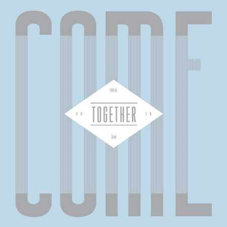 CNBLUE/ Come Together Tour Live Package (2DVD+2CD) 韓国盤 シーエヌブルー