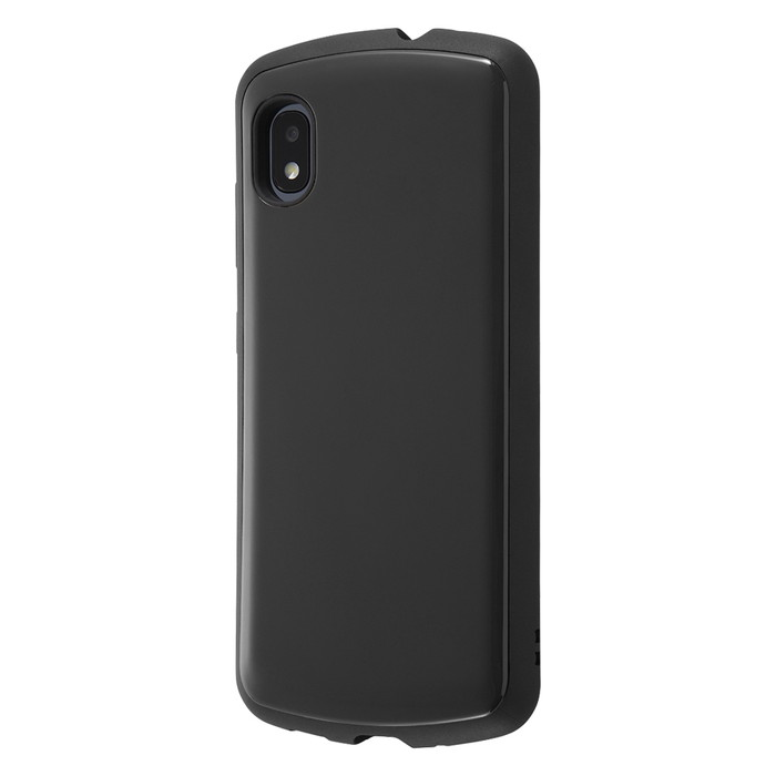 Galaxy A21 A20 ケース 耐衝撃ケース ProCaソフトとハードの二重構造 ProCa ギャラクシーa21 ギャラクシーa20 メール便配送 カバー ブラック 安売り メーカー在庫限り品