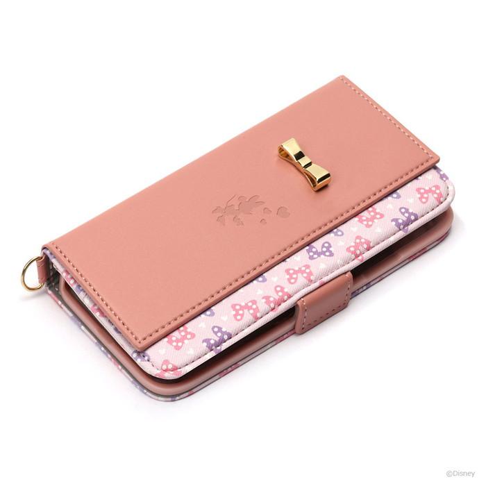 公式ショップ iPhone11 ケース ディズニー ダブルフリップカバー ミニーマウスディズニーキャラクターデザインのiPhone 11 ミニーマウス 父の日 日本未発売 ダブルフリップカバーです