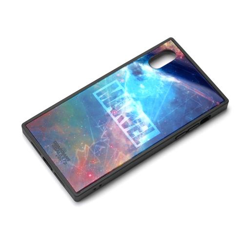 iPhoneXR ケース ガラスハイブリッドケース ガ メール便配送 ガーディアンズ オブ 記念日 XR用 ザ 父の日 ガラスハイブリッドケースです 新作アイテム毎日更新 ギャラクシー ギャラクシーがモチーフのiPhone