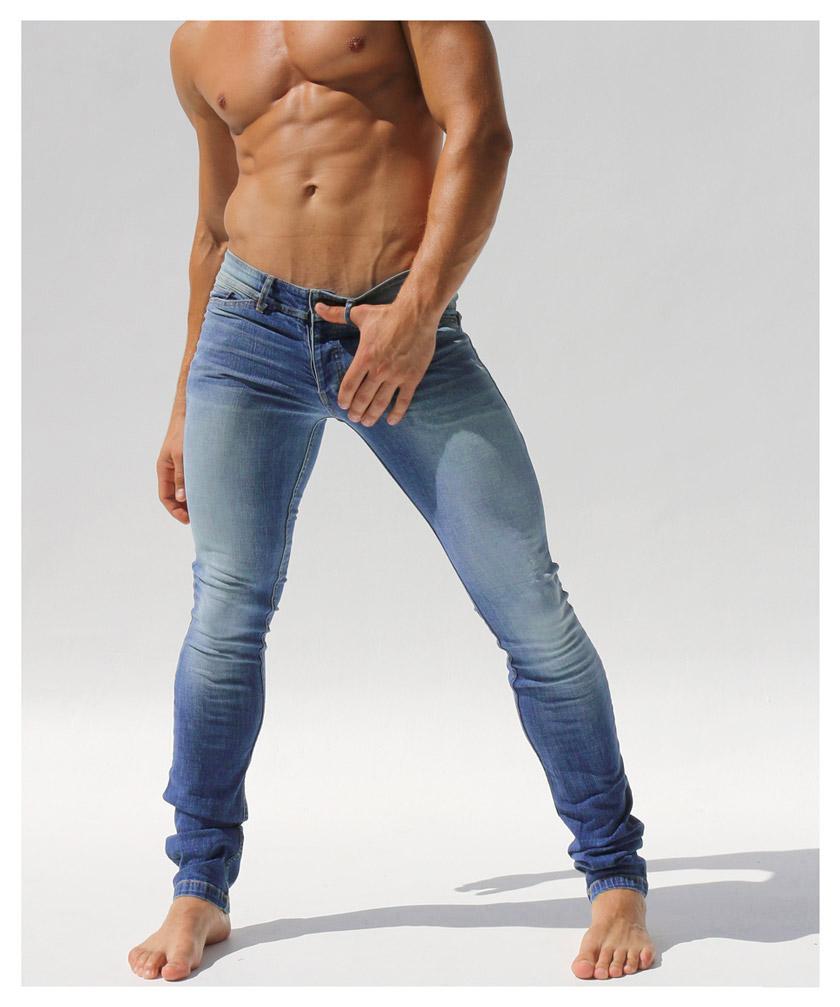 Muscular Legs Jeans