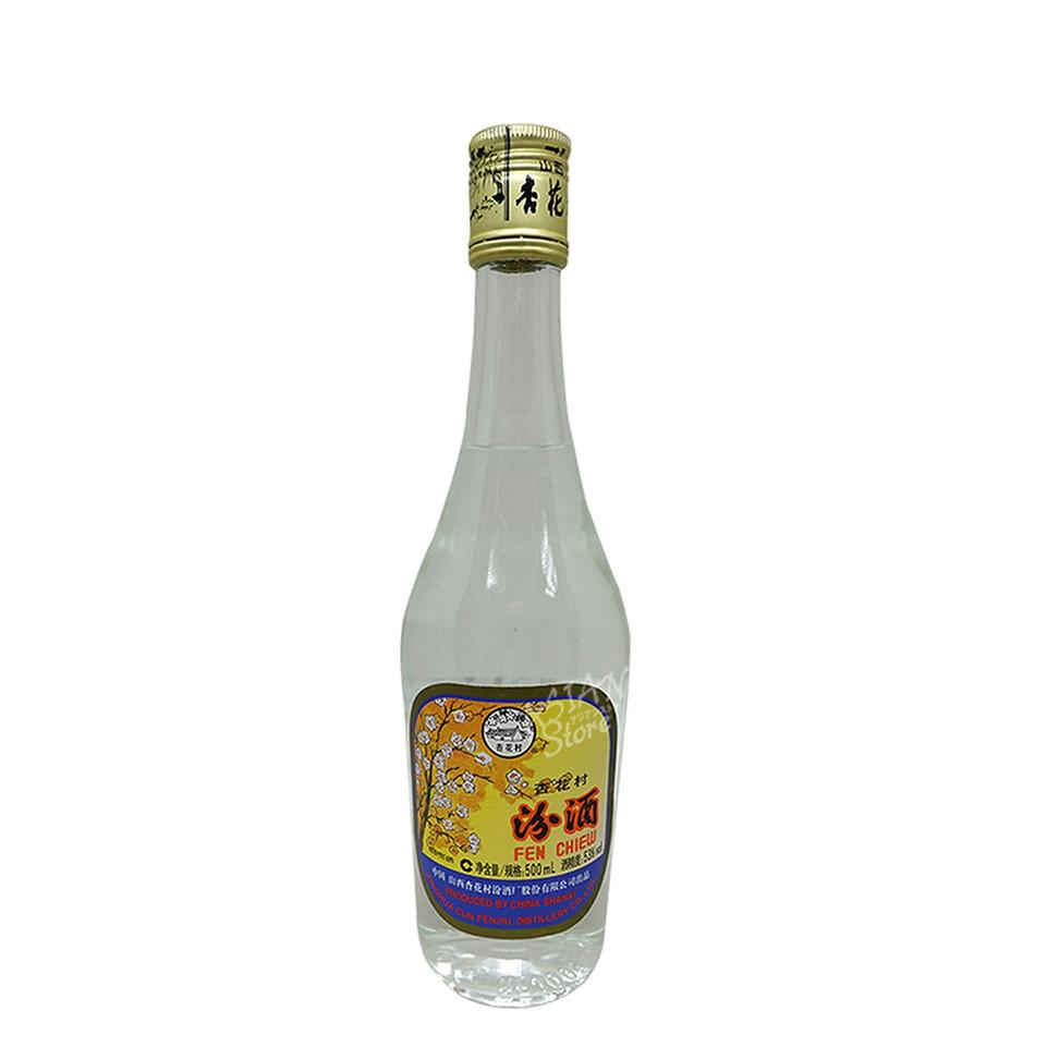 2020秋冬新作 常温便 白酒 6903431110017 超歓迎された 杏花村汾酒500ml
