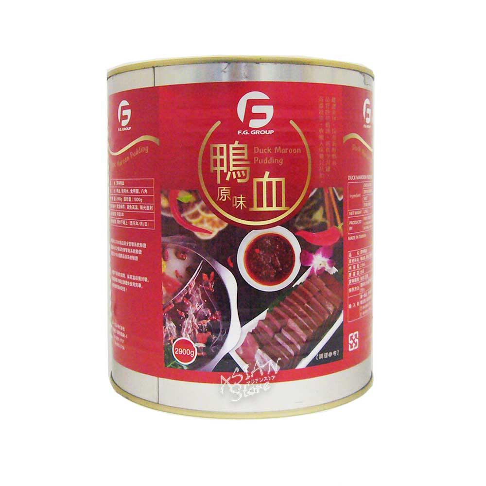 常温便 保証 鴨の血 1201 原味鴨血2.9kg 在庫処分
