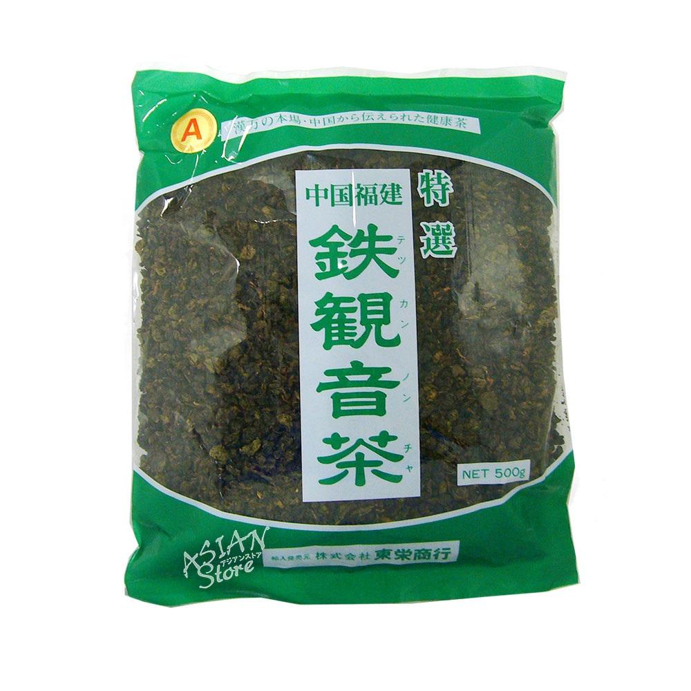 常温便 ウーロン茶鉄観音 業務用 特別セール品 鉄観音茶 500g 送料0円 1522