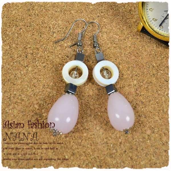Pierce Ethnic Earrings Asian Piercing Accessories Gadgets Antique Original Go Fashion Unique Design