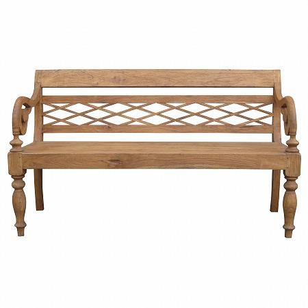 新しい到着 150cm木製チーク無垢材ベンチ 150cm, ツイキマチ:5042b3c7 --- totem-info.com
