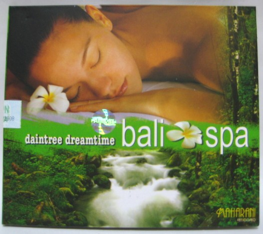 daintree dreamtime bali spa バリ島 音楽CD【メール便OK】