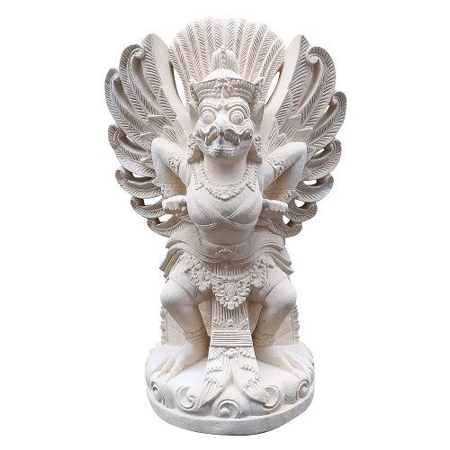 64cmガルーダの石像 64cm パラスストーン, DIY内装店:bb5da7cc --- officewill.xsrv.jp