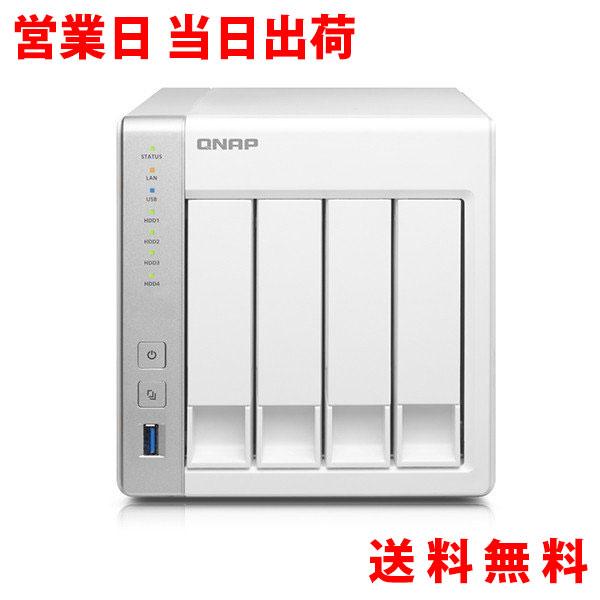 QNAP/キューナップ TS-431+ 単体モデル(HDD別売)/TS-431+ プレゼント