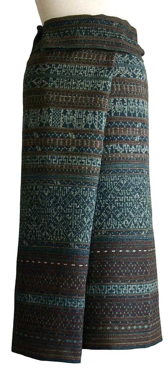 リーのアンティークパートゥン(筒型スカート)
