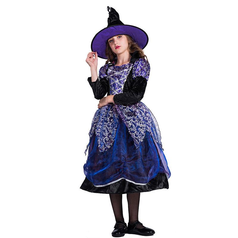 子供用ハロウィン仮装コスチューム衣装 可愛い 1着でも送料無料 イベントで大活躍 魔女ドレス ハロウィン コスプレ テレビで話題 子供 ハロウィン衣装 巫女 キッズ用 子供用のコスプレ キッズ向けコスプレ用衣装 コスチューム Halloween 仮装パーティー 子供服