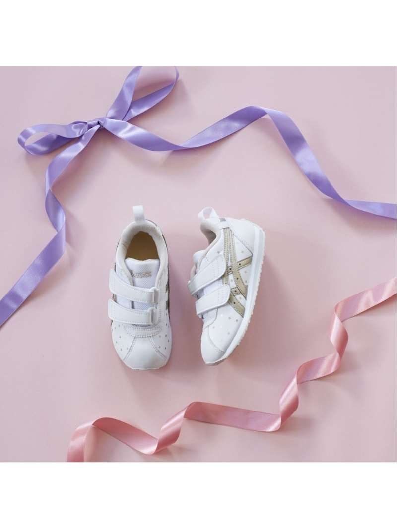[Rakuten Fashion](K)CORSAIR MINI SL asics アシックス シューズ キッズシューズ ホワイト【送料無料】