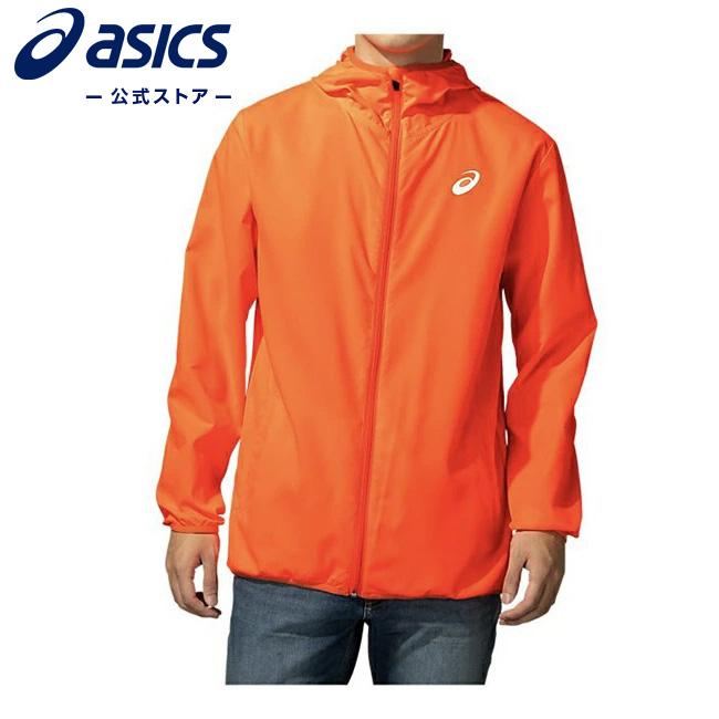 ASICS公式 パッカブルウインドジャケット サンライズレッド 2031B415 600 アシックス ピステ 男女兼用 ウィンドブレーカ 東京2020公式ライセンス商品 ASICS 安心の実績 高価 買取 強化中 特売 トレーニングウェア