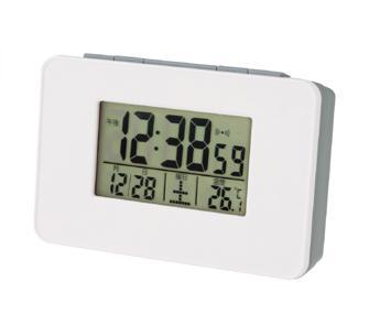記念品 名入れ 時計 電波目覚まし時計 SN-01 30個(単価2,062円)