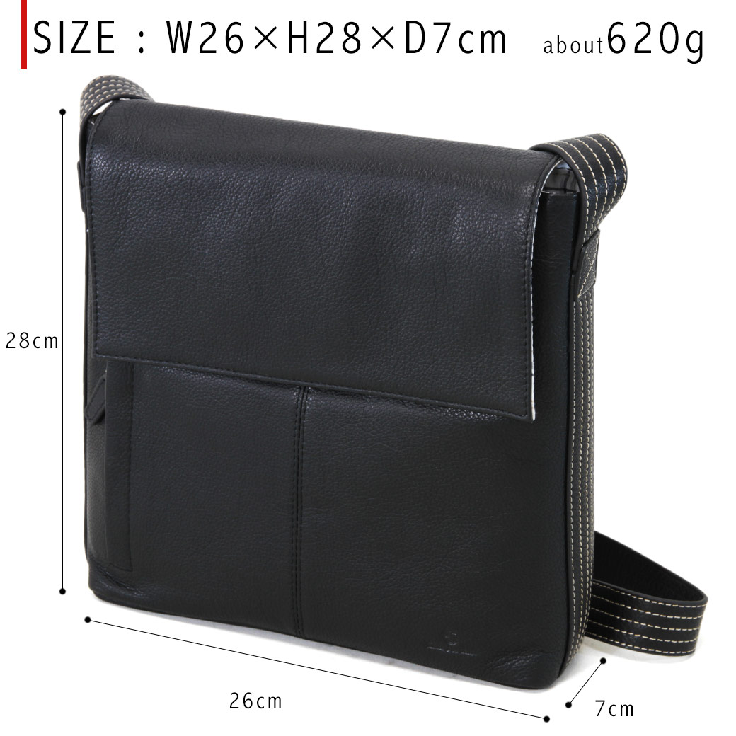 Shoulder bag / CLUB Jurdain / Business Bags