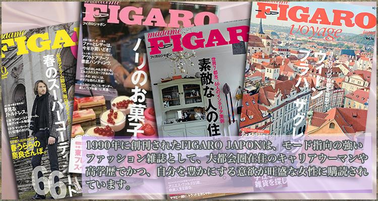Clutch / FIGARO / Pouch