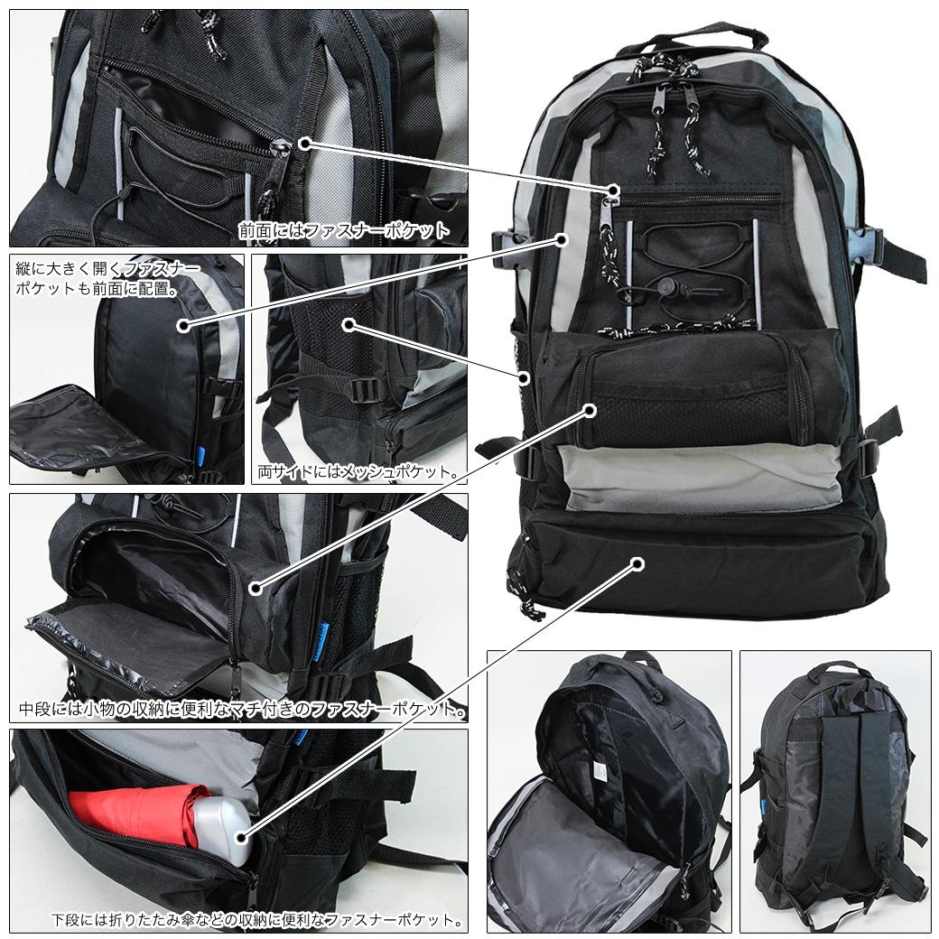 Backpack Backpack suck men's VIAGGIO Biagio nylon backpack vertical Messenger bag men's brand ranking presents gift